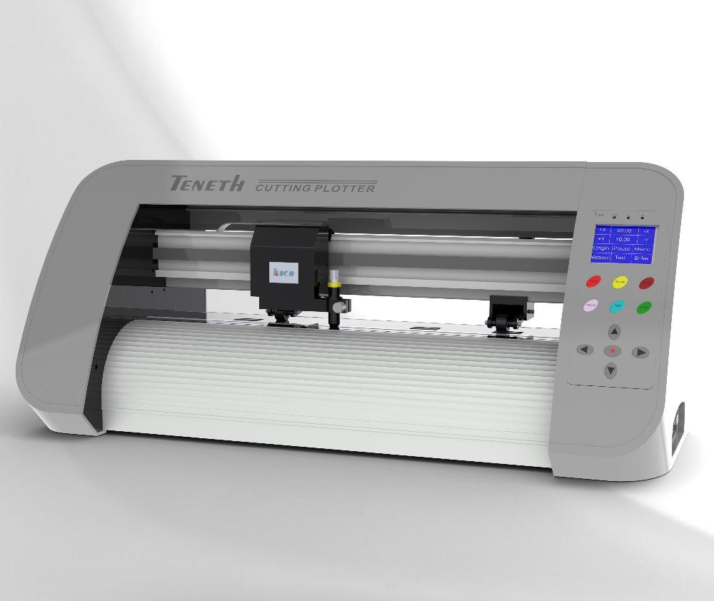 Vinyl sticker cutting plotter machine flatbed cutter a3 paper pvc desktop cutter for sale