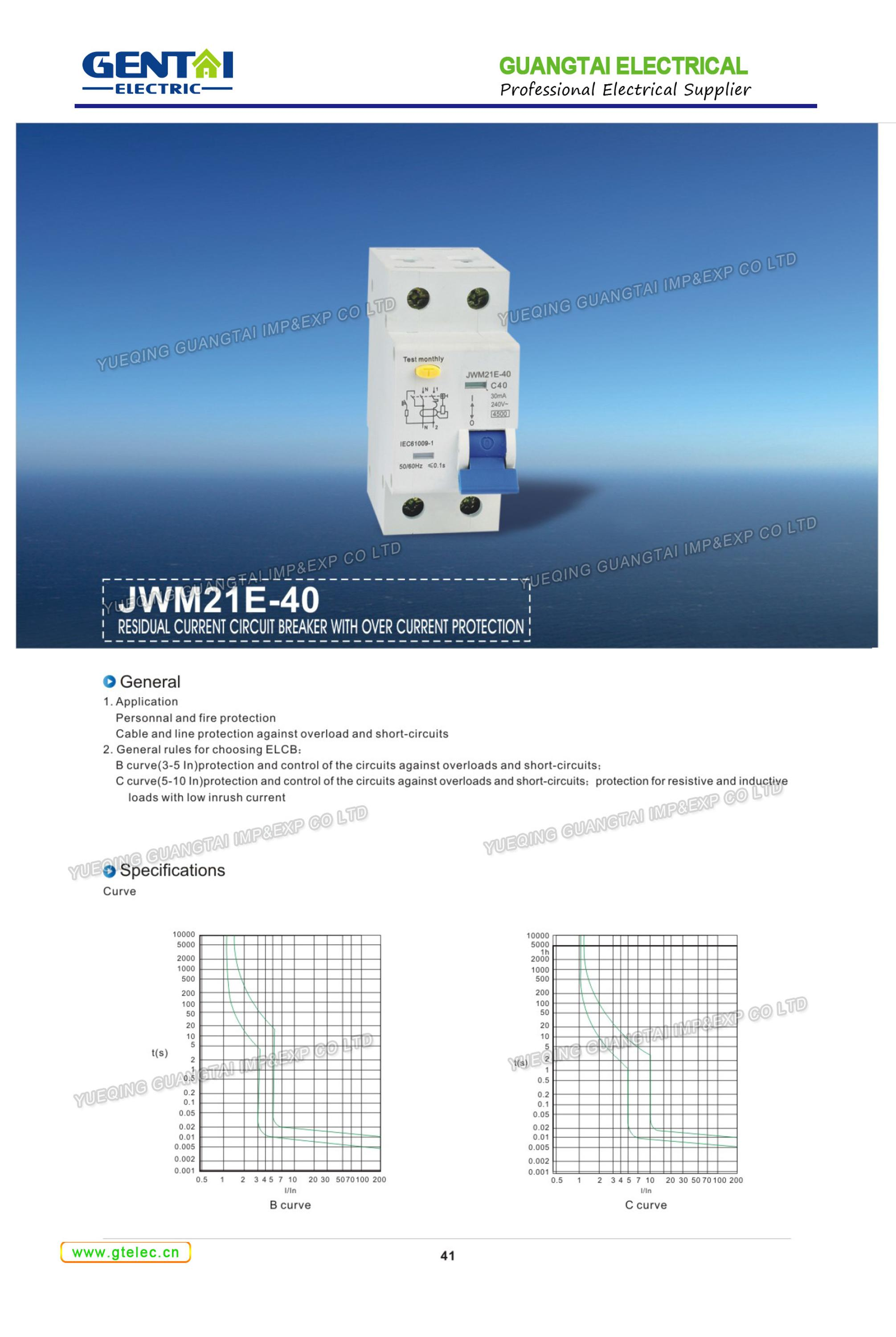 Residual Current Circuit Breaker Earth Leakage Elcb Electronic Projects Rcbo Rcd Rccb