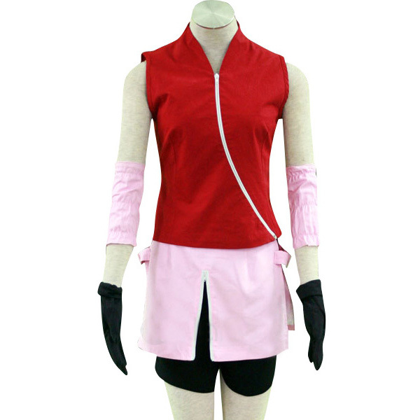 Tayuya Of The Sound Four Halloween Cosplay Costume set from Naruto