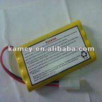 China Bateria Ni-cd Aa 1000mah 3.6v Rechargeable Battery Pack ...