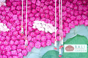 Indian Flower Garland Style Fres Cut Flowers Jusmine