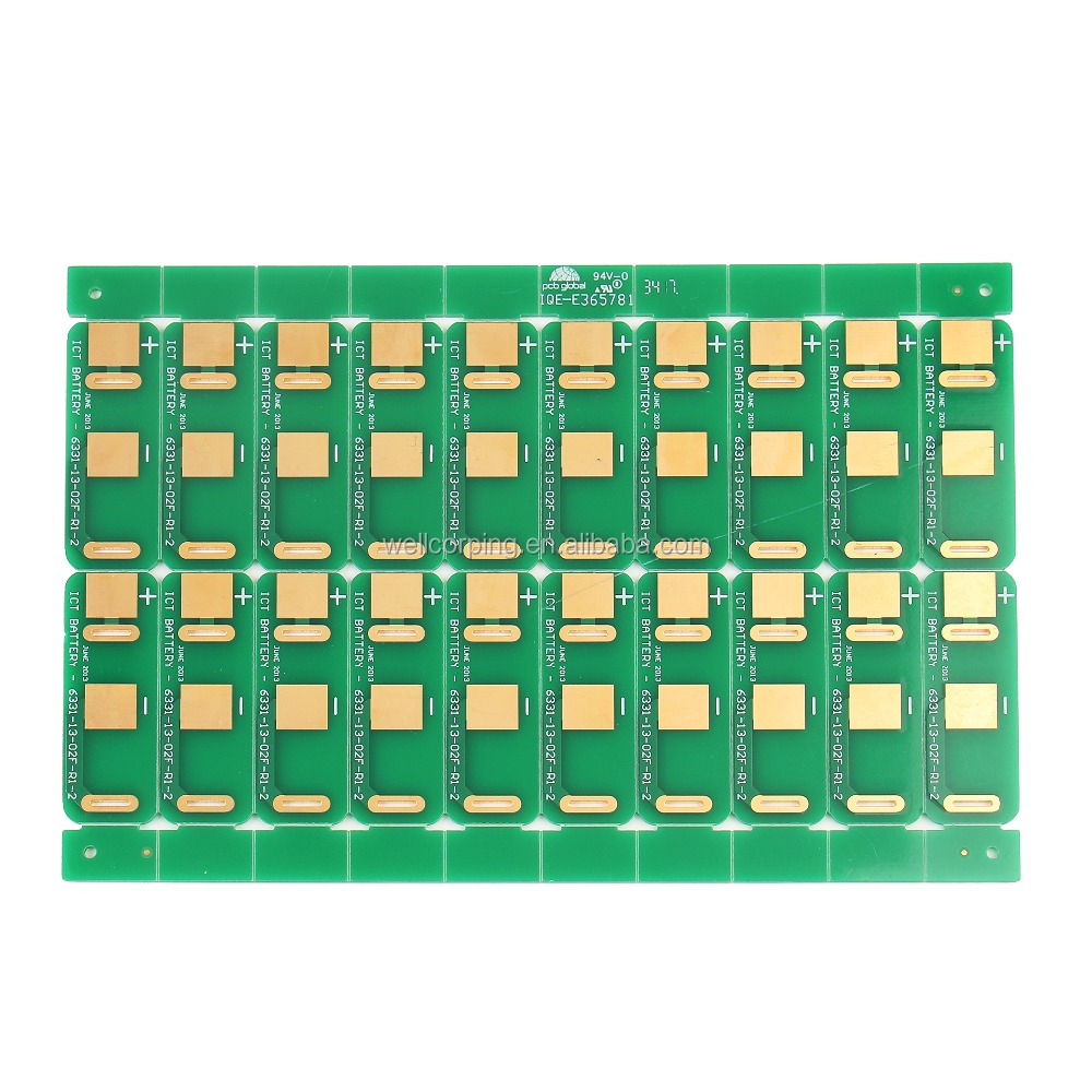 Shenzhen Aangepaste USB Flash Drive PCBA Dubbellaags PCB Assembly