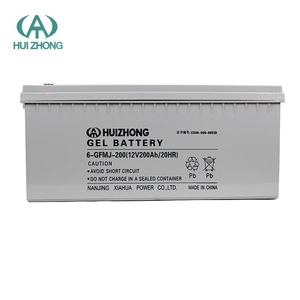 18 years experience manufacturer rechargeable 12v 200ah AGM deep cycle battery solar gel battery