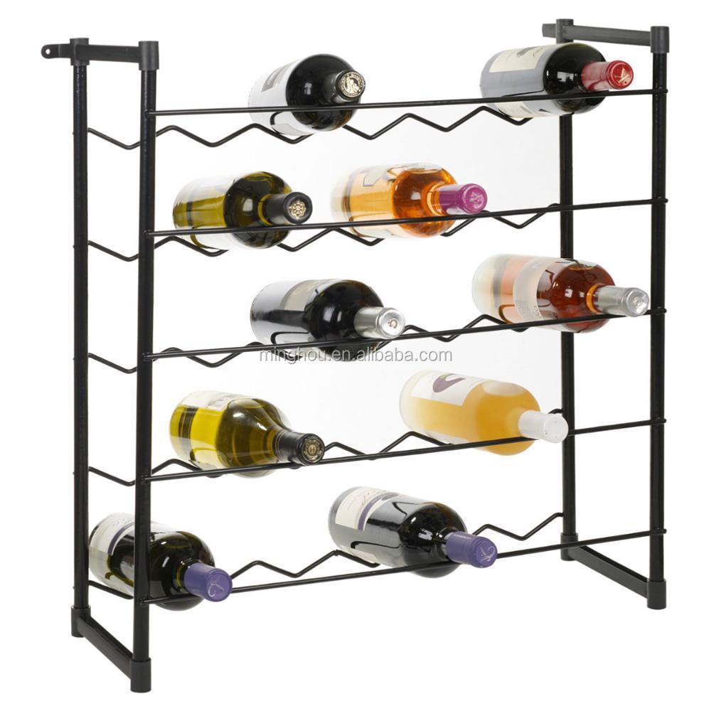 Großhandel metalldraht flaschenhalter Kaufen Sie die besten ...