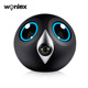 "Wonlex 1.22"" WHITE/Black cartoon heart Video Baby Monitor with camera - M360"