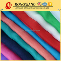 shaoxing polyester 30D chiffon fabric/30D printed poly soft chiffon for women dress