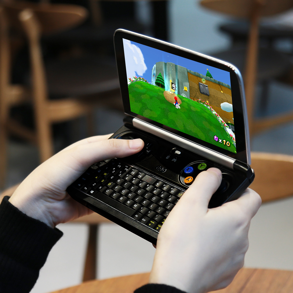 Gpd Win 2 6 Inch Handheld Game Console Win2 Gaming Laptop Intel Core M3 7y30 Win 10 System 8gb Ram 256gb Rom Pocket Mini Pc Buy Mini Pc Handheld Game Console Gaming Laptop Product