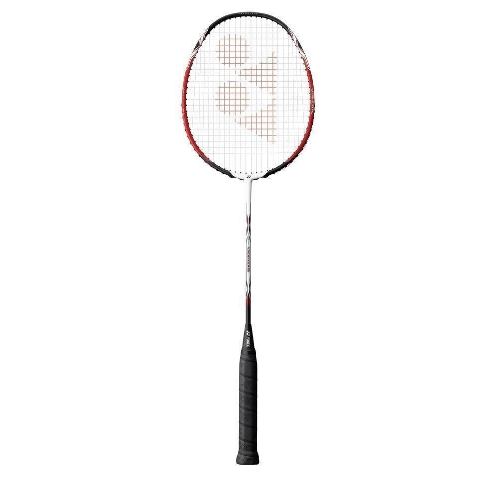 Yonex Voltric 2 Black/Red-model Badminton Racquet (2 Rackets Package)
