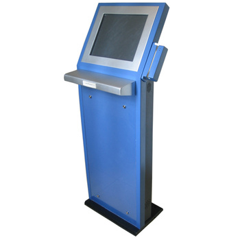 Netoptouch Mall Kiosk with Touch Screen