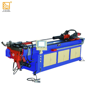 Automatic CNC hydraulic mandrel pipe bending machine for exhaust tube