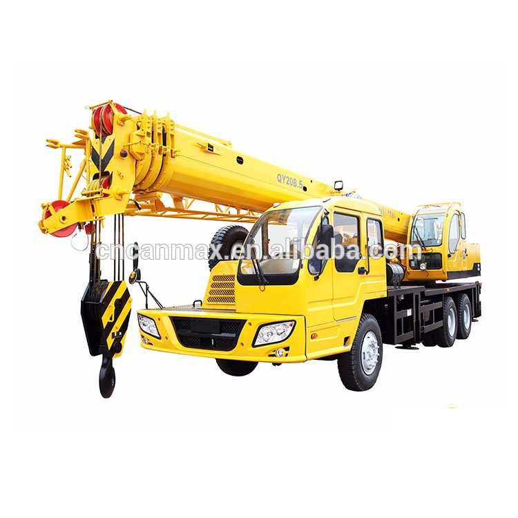 High Performance High Durability qy25k-ii truck crane