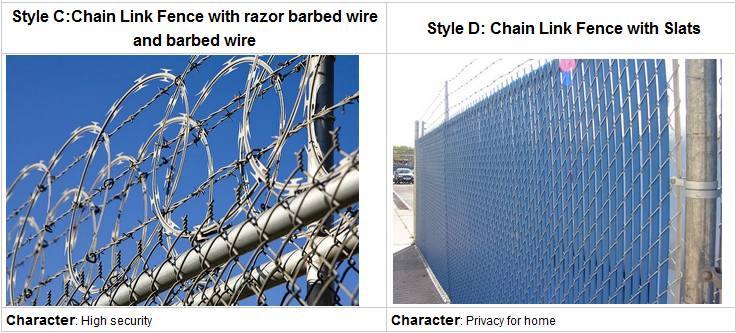 kink wire mesh fence