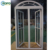 10 Year Warranty Customized Made New Style PVC Curve Arch Casement Window