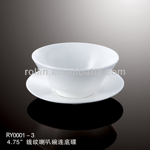 white chinese porcelain crockery for hotel,restaurant,dinnerware set