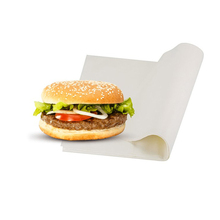 Custom <span class=keywords><strong>Burger</strong></span> Wrappers Food Grade Papieren Grease Proof <span class=keywords><strong>Papier</strong></span>