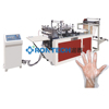 fully automatic 1 layer plastic glove making machine