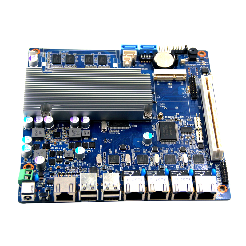 net2550 PICO ITX Industrial Motherboard,Atom Processor Z3735F ,Quad Core, 2 GB Soldered,32G emmc SSD embedded, 1 VGA +1 Lan+2 US
