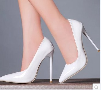 Elegant 10cm High Heels Shoes Large Size 12 - Buy 10cm High Heel ...