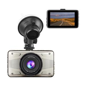 Full HD 1080P dual camera dash cam 170 degree loop recording car camera dvr