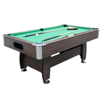 Natural Slate Wholesale Price Sports Indoor Game Pool Billiard Table