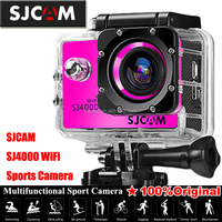 Original Sjcam Series Sj4000 Sport Camera Waterproof 30m Action ...