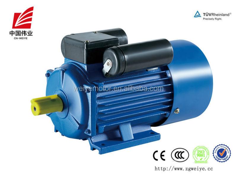Mindong Yc Capacitor Start Moteur Electrique 220v 4cv