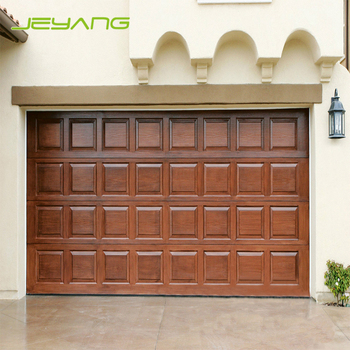 Hot Sale Aluminum Roll Up Garage Door For Sectional And ...