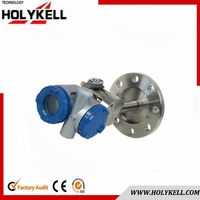 FUJI level transducer for static pressure measurement