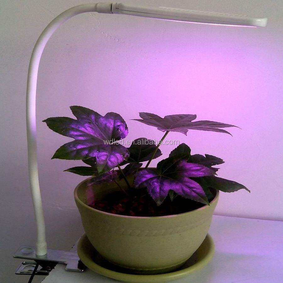 2015 New Design Dimmable Led grow light CE&ROSH grow light 4w