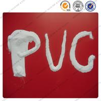 Plastic raw materials prime grade pvc resin