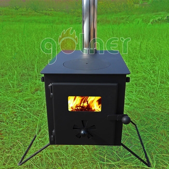 C-11 fashion design portable c&ing wood stove/high quality tent stove & C-11 Fashion Design Portable Camping Wood Stove/high Quality Tent ...