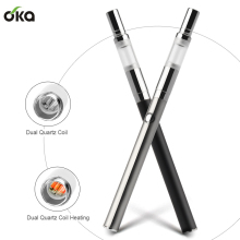Best selling products glass wax vaporizer pen glass globe topoo vaporizer w3