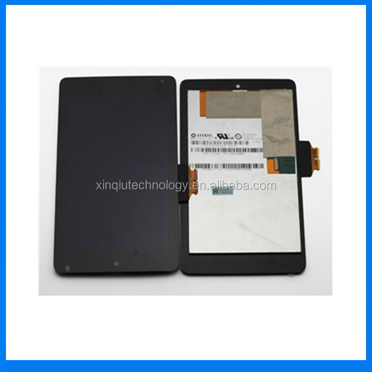 100% OEM <strong>LCD</strong> Touch Screen with Digitizer Assembly For ASUS <strong>Google</strong> Nexus 7 1st Gen 2012 ME370T Free Shipping