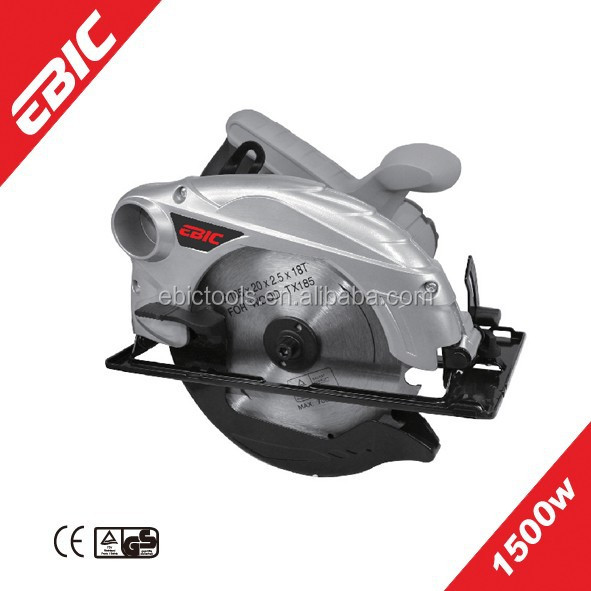 1500W 185mm Portable Circular <strong>Saw</strong> of electric <strong>saw</strong> prices
