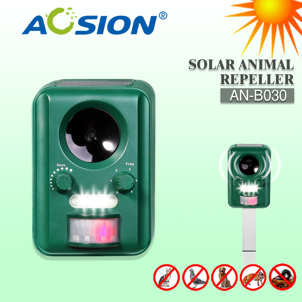 Solar Powered Animal Repellent Scarer Suppliers And Manufacturers At