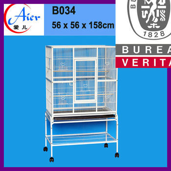 Factory Supplier zoo animal cages bird stand