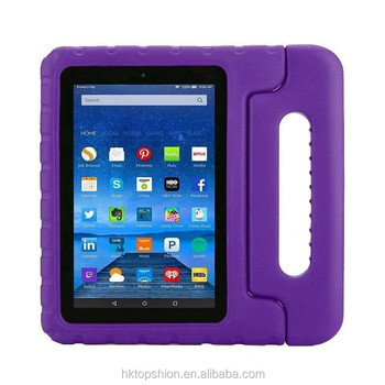 eb2dca5ad12f Hot for amazon new touch kindle 7 inch tablet case kids proof eva foam case  with