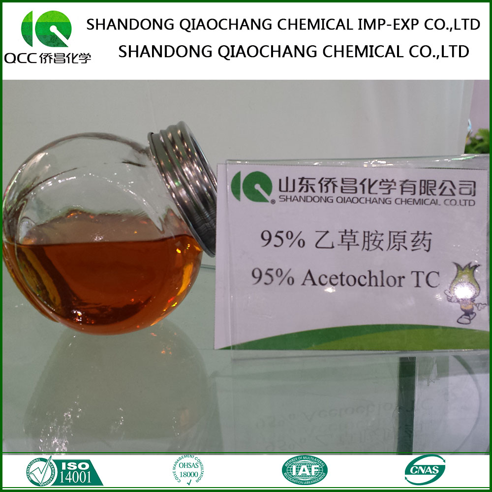 With Four Production Bases Factory Direct Price Names Of Herbicide Acetochlor 95%Tc Sale
