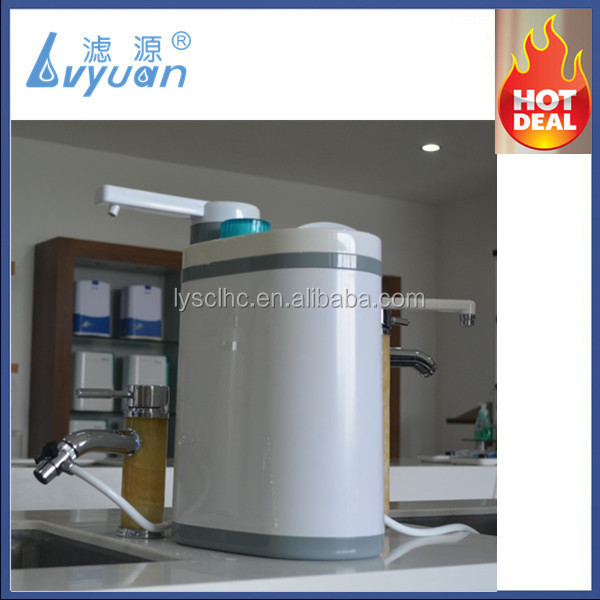 Domestic use & easy installation natural hydrogen water factory/hydrogen water maker