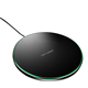 2018 Zinc alloy qi fast charge wireless charger 10w for samsung