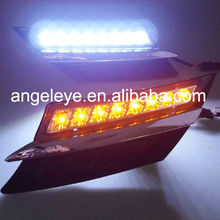 For TOYOTA RAV4 LED Daytime Running Light Fog Light 2014 year
