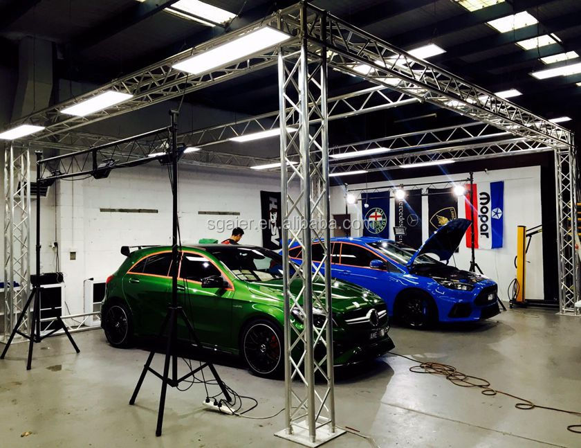 Car Exhibition Booth Display Truss Mmxmm Trade Show Truss - Car show booth