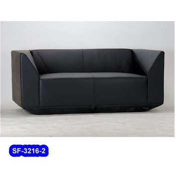 New Design Leather 2 Seater Sofa Set Buy Leather Sofa Set Office