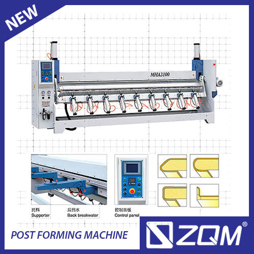 MHA3100 Automatic postforming machine
