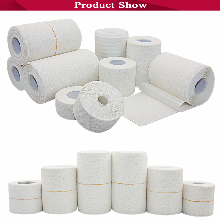 Low prices trade assurance cotton Elastic Adhesive Bandage