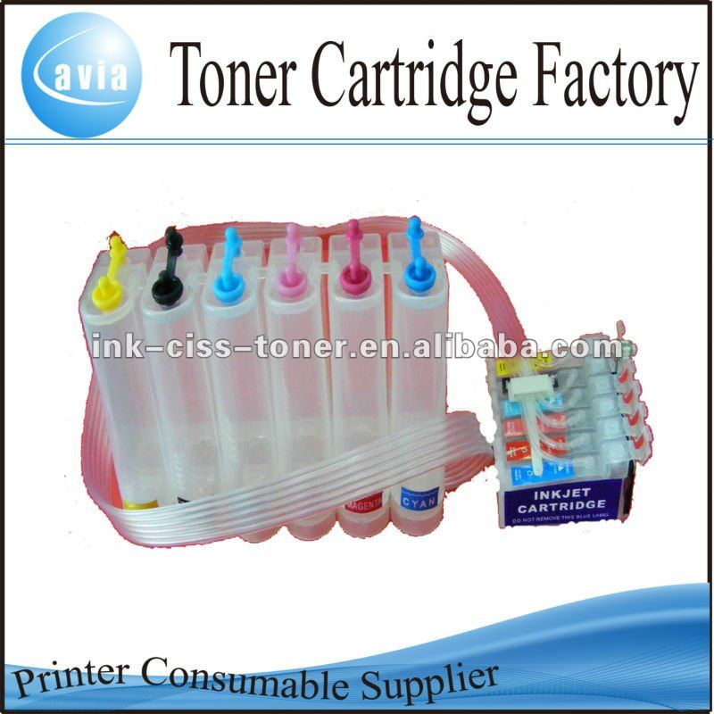 Compatible refill ink cartridge T007/T009 for Epson 1280