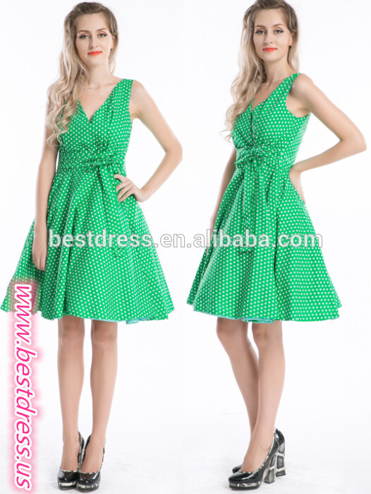 china 2014 proveedor al por mayor ropa rockabilly vintage jive swing vestido rockabilly