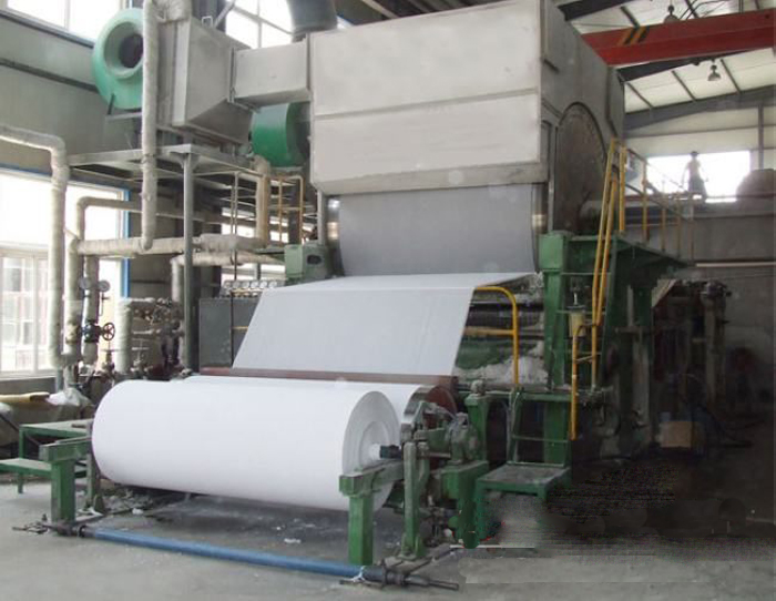 toilet paper machine 1