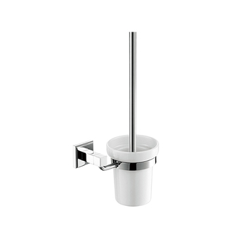 Hanging Toilet Brush Holder Br And Ceramic 93210 2