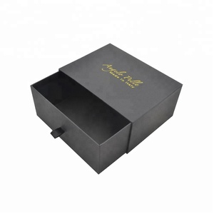 Custom Drawer Paper Box for Luxury Clothing/Jewelry Packaging